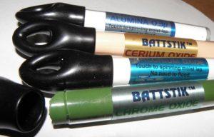 BATTSTIK™ Oxide Polish Charging Stick